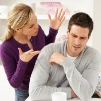 Как правильно выражать недовольство своему мужчине